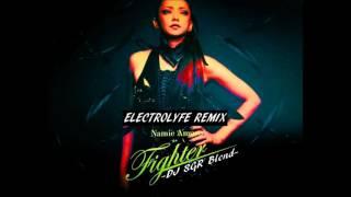 Namie Amuro - Fighter (Electrolyfe Remix) - DJ SGR Blend