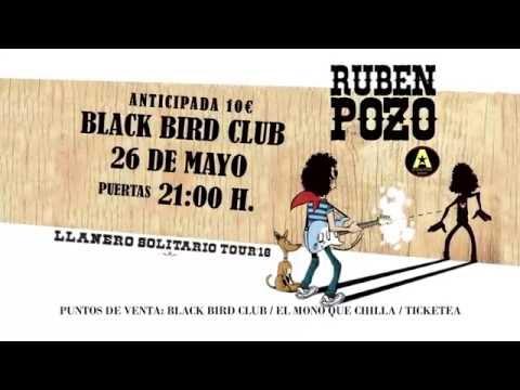 Rubén Pozo en Black Bird