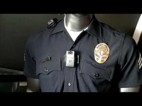 WOLFCOM Body Camera Features Spotlight: Flashlight Feature