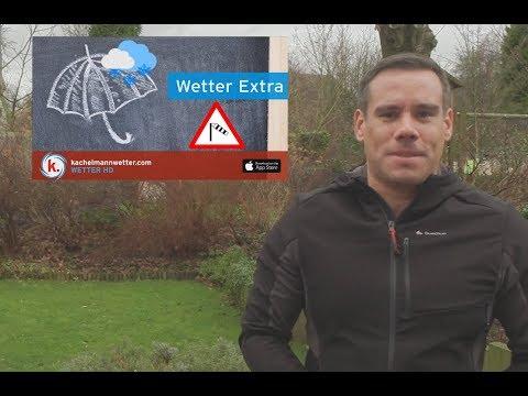 Wetter Extra: Von Schnee Und Sturmgefahr Am Donnerstag