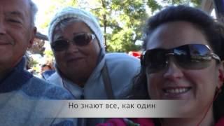 бабушке 70 ЛЕТ (Золотая Свадьба 50 лет)