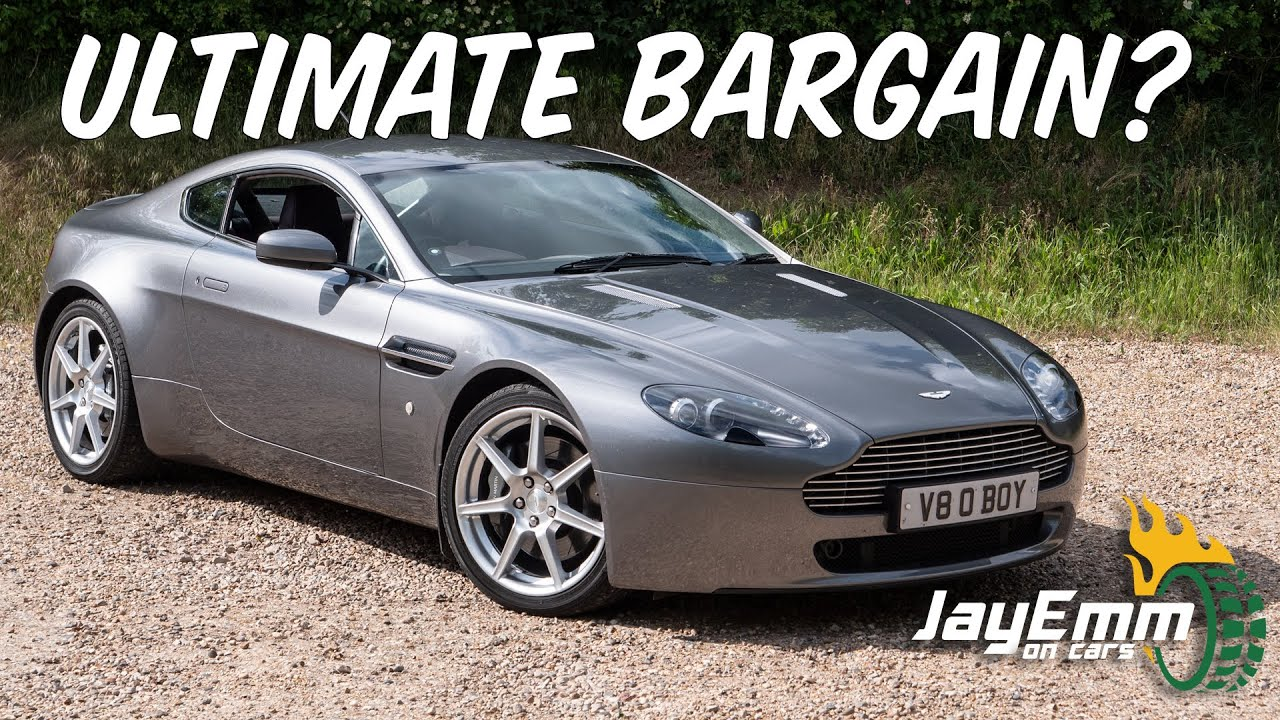 Can You Really Buy A Good Aston Martin For 25 000 My Friend Did Youtube