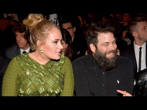 Tony Sandoval on The Breeze - Adele and her Husband Simon SPLIT after more than 7 Years Together.
