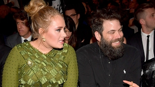 Adele Confirms She's Married During Grammys Speech