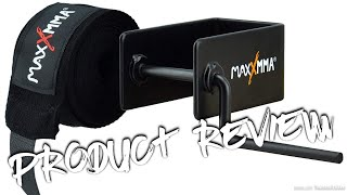 MaxxMMA Mounted Metal Hand Wrap Roller fits all lengths Hand Wraps - Product Review