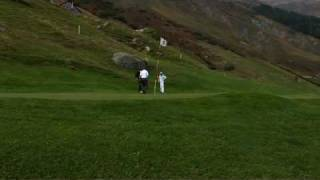 The Most Amazing Golf Courses of the World: Gotthard, Switzerland
