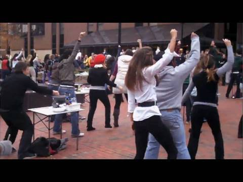 Food Flash Mob! | Promo Clip | On Air With Ryan Seacrest