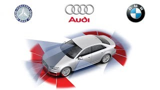 Driver Assistance Systems  Audi Vs Mercedes Vs BMW