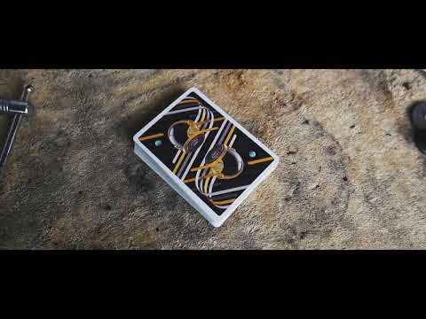 Black Hole Playing Cards by Riffle Shuffle
