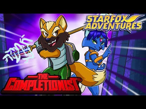 Star Fox Adventures   The Completionist