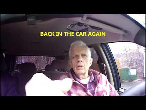 Black Web Dash Cam Test Video In WVGA