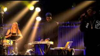 Roots Manuva - Nobody's Dancing Live (Mercury Prize Sessions)