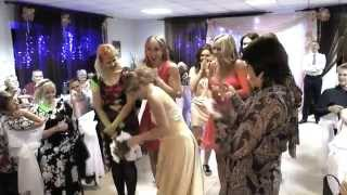 Свадебный банкет Леонида и Дарьи