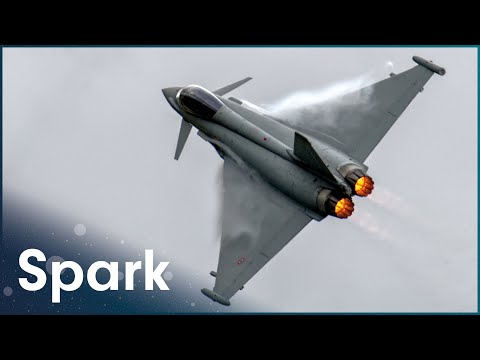 Eurofighter Typhoon: Greatest Military Aircraft Of All Time? | The Ultimates: Strike Planes | Spark