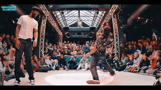 ¼ Final Pop BATTLE GROOVE'N'MOVE 2018 | Celso Boog Vs Ness