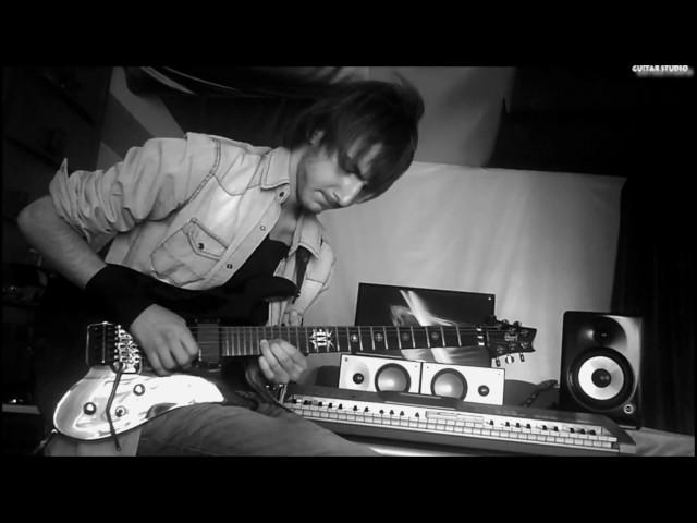 John Petrucci - Damage Control cover by Armen Mejlumyan