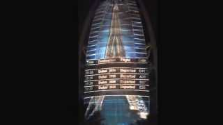Burj Al Arab Fireworks On 42 National Day Celebration