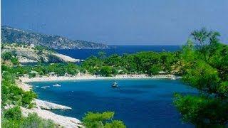 Остров Тасос, Греция(Thassos Island, Greece)(Тасос -- красивейший остров, расположившийся в северной части Эгейского моря и отделенный от материковой..., 2013-05-20T15:37:10.000Z)