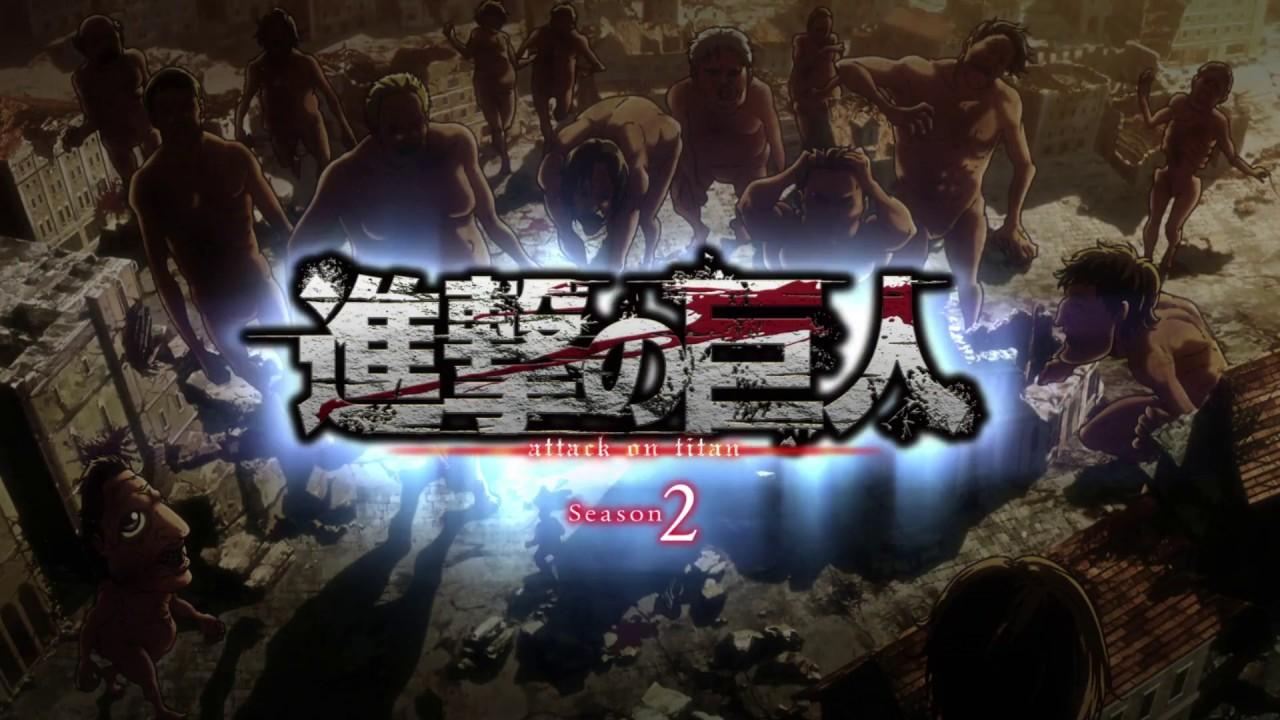 NateWantsToBattle - Attack on Titan Season 2 Opening HD ...
