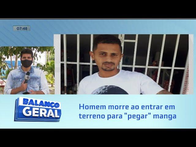"""Arapiraca: Três rapazes entram em terreno para """"pegar"""" manga e um deles é assassinado"""