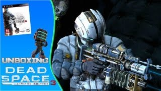 Unboxing Dead Space 3 Limited Edition (PS3) - PT-BR
