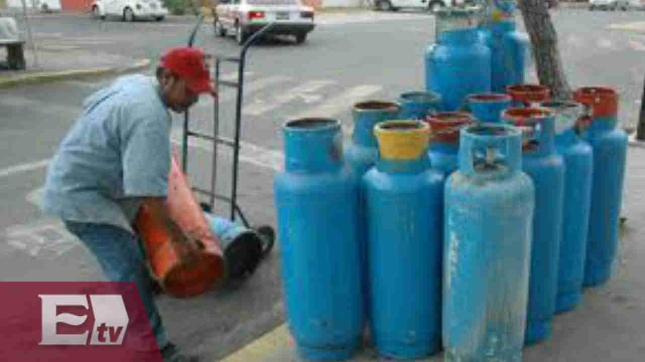 Nuevos precios del gas lp y de la gasolina youtube for Criadero de cachamas en tanques