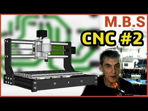 Изготовление печатной платы на станке ЧПУ Часть2 Gerber2Gcode