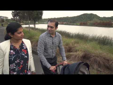 Sharath Prakash, A Doctor From India Talks About His Move And Starting A Family In Tauranga.