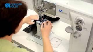 Пошив женских сапог на швейных машинах Durkopp Adler(Пошив женских сапог на швейных машинах Durkopp Adler. Современные швейные машины для обувного производства Durkopp..., 2013-10-17T15:11:05.000Z)