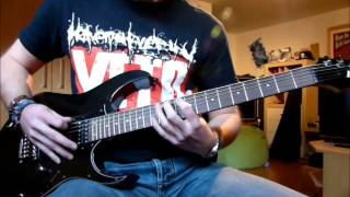 Heaven Shall Burn - Hunters Will Be Hunted Cover (Guitar)