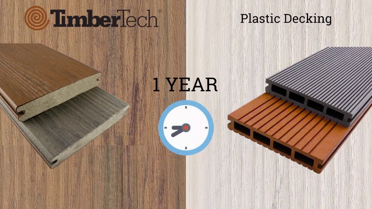 Plastic Decking vs. Composite Decking   Which is Best