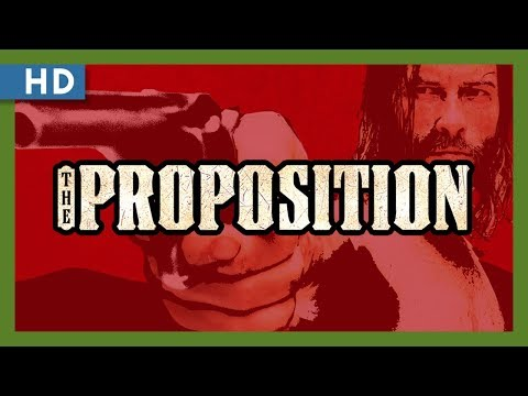 The Proposition trailers