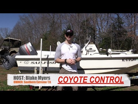 Coyote Control: Tip #10