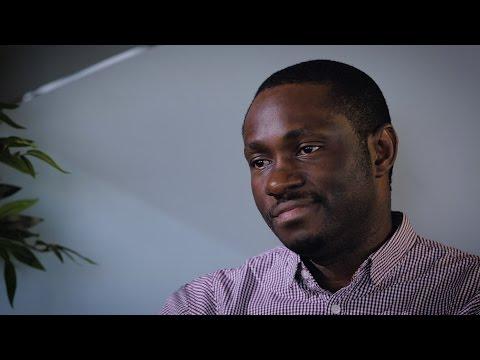 Ikechi Okereke, LSBF Executive Education delegate from Nigeria