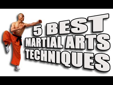 how to draw martial arts moves