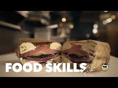The Making of Montreal-Style Bagels | Food Skills