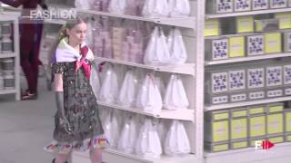 CHANEL Official Full Show HD Mode a Paris Autumn Winter 2014 2015 by Fashion Channel