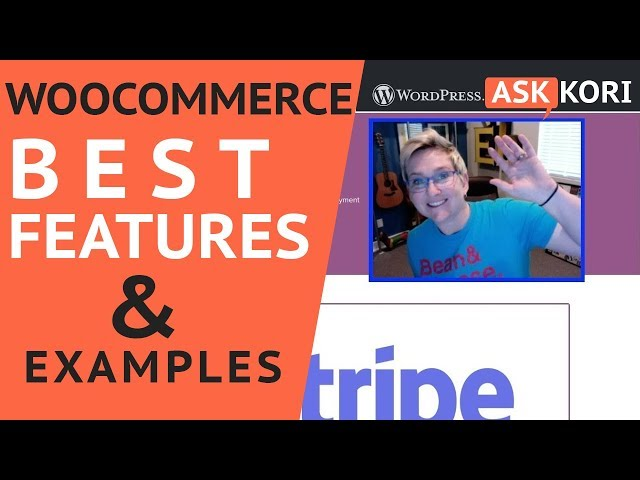 WooCommerce BEST Features & Examples