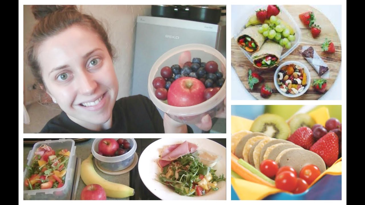 diy quick easy healthy lunch box ideas for school work