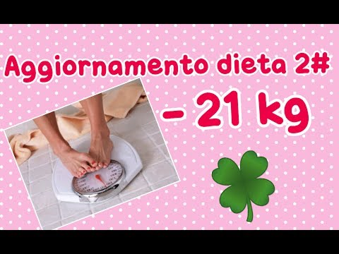 Aggiornamento dieta Dukan 2#, ho perso 21 kg in soli 2 mesi!