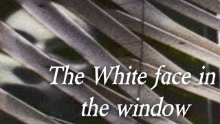 """The white face in the window"""