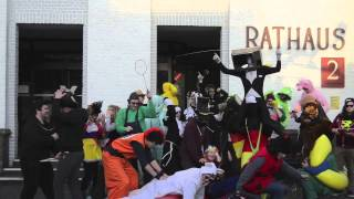 HARLEM SHAKE XANTEN LONG VERSION