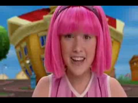 Lazy Town - Anything Can Happen (Remix)