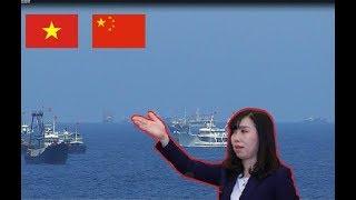 Tin Mới Nhất biển Đông 17/03 Việt Nam tuyên bố cứng rắn việc Trung Quốc bao vây đảo Thị Tứ
