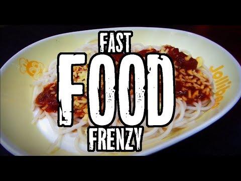 Rambling In Tandem - Fast Food Frenzy - Manila