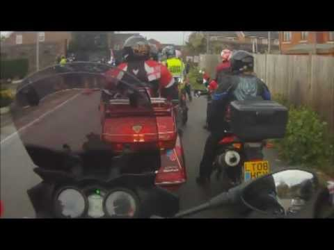 RBLR Escort Cockleshell Heroes