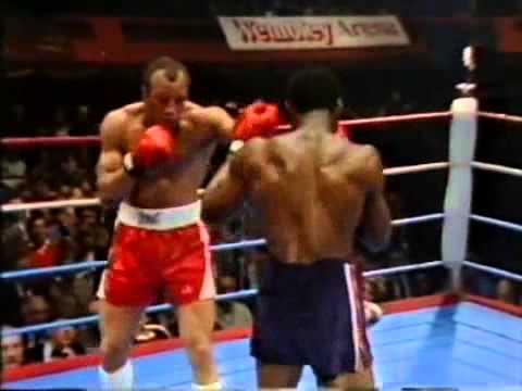 Bonecrusher Smith vs Frank Bruno