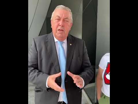 Vereador recebeu elogios do Deputado Federal - Zé Mário Schreiner (DEM)