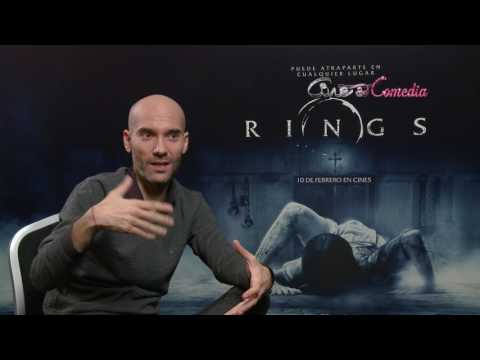 SPECIAL EDITION SPANISH SPEAKING Interview With Director F. Javier Gutiérrez about his film, Rings clip