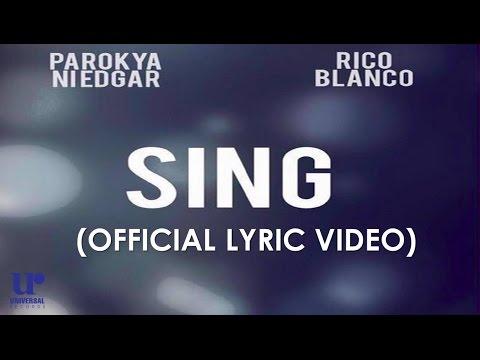 Parokya Ni Edgar & Rico Blanco - Sing - (Official Lyric Video)